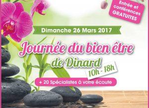 La Michaudière : journée du bien être de Dinard le 26 mars 2017