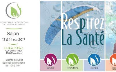 Salon respirez la Santé 13 et 14 mai 2017