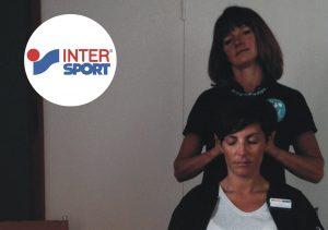Moment de détente pour l'équipe INTERSPORT Saint-Malo