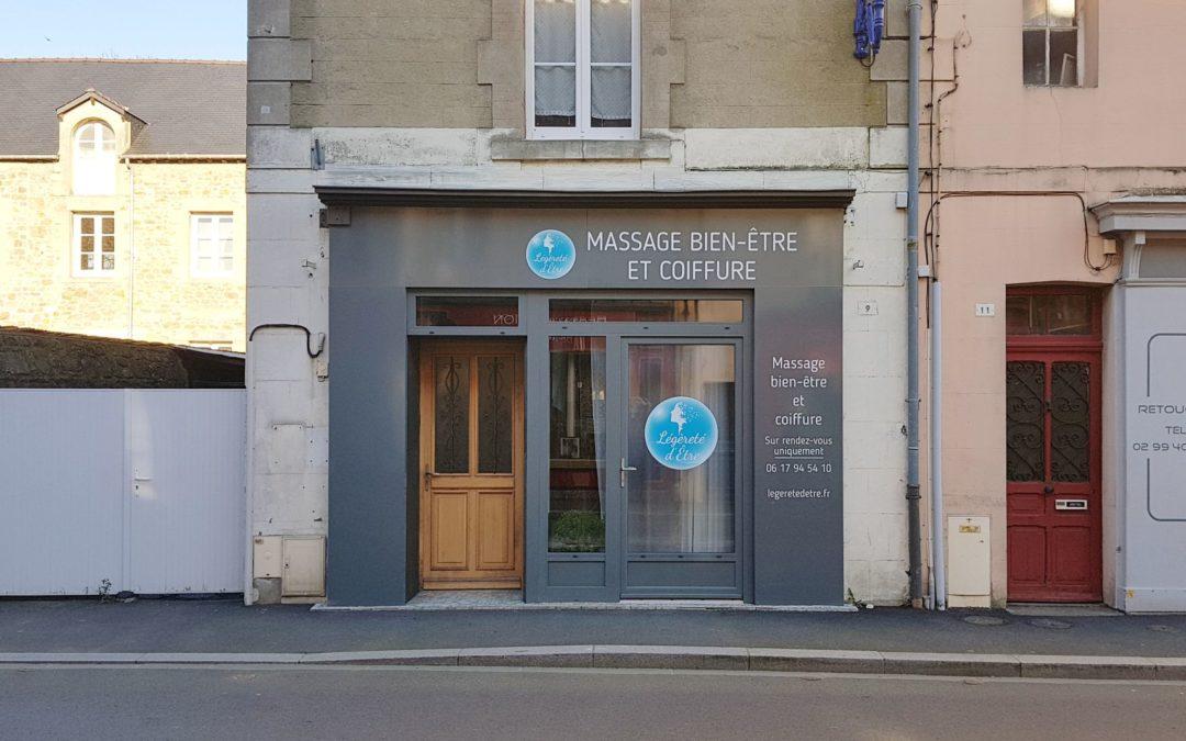 Nouvelle adresse : 9, rue des 6 Frères Ruellan 35400 Saint-Malo