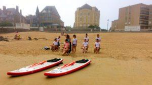 Séances collectives d'auto-massage par Légèreté d'Être à la Hoguette Saint-Malo