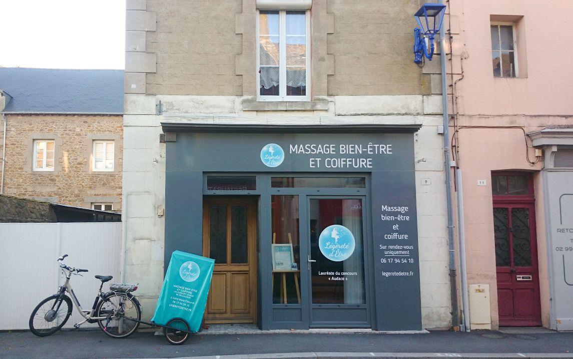Légèreté d'Être à Paramé 9 rue des 6 Frères Ruellan 35400 St-Malo