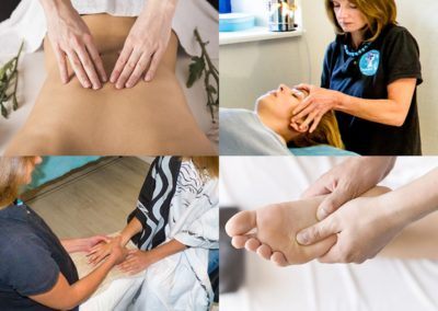 Massages bien-être additionnels