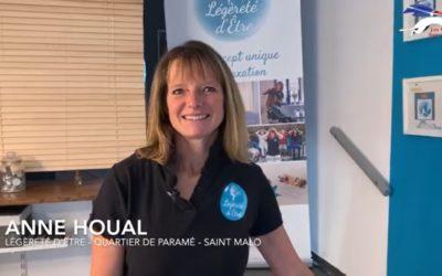 Interview, «Les Malouins dans la Course» vont à la rencontre de Saint-Malo Entreprises
